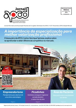 Jornal APCD Novembro 2016